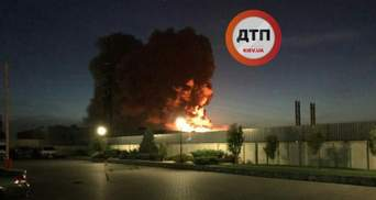 Пожар в Белой Церкви: стало известно о пострадавших в трагедии
