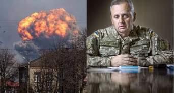 Взрывы в Калиновке – это отставка Муженко, – нардеп Береза