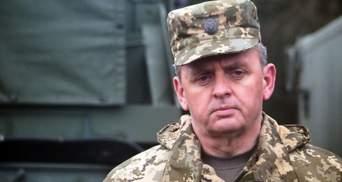 Турчинов требует отставки Муженко, – источник