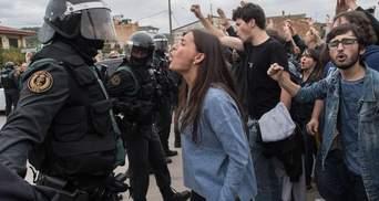 """Главная новости 1 октября: референдум в Каталонии и """"протест"""" социалистов"""
