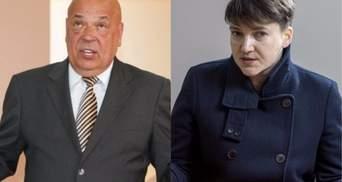 За базар слід відповідати, – Москаль пригрозив Савченко судом