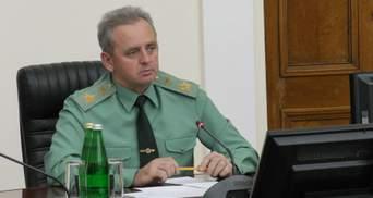 Муженко порадовал новостью о предоставлении Украине оружия со стороны США