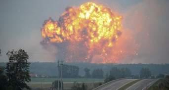 Журналіст назвав ще чотири військові склади, де можуть відбутися вибухи