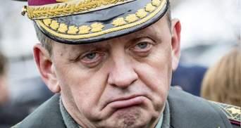 Муженко прокомментировал, считает ли себя виновным во взрывах в Калиновке