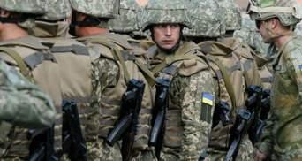 Чисельність Збройних Сил України можуть збільшити задля охорони військових складів