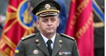"""Муженко рассказал, как Украина готовилась отвечать на угрозы со стороны РФ во время """"Запада-2017"""