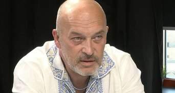 """Перший варіант законопроекту про реінтеграцію Донбасу був з грифом """"з'їсти, але ворогу не віддавати"""", – Тука"""