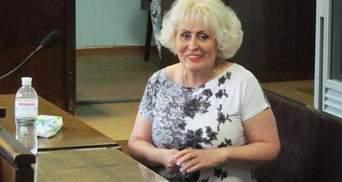 Скандальна Штепа повернулася з лікарні до Слов'янська