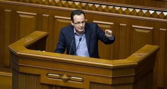 """""""Самопоміч"""" не голосуватиме за """"капітуляційні"""" закони щодо Донбасу, – Березюк"""