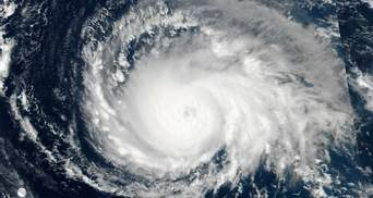 До США прямує небезпечний ураган, – метеорологи