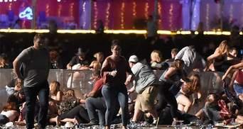 Кровавая стрельба в Лас-Вегасе: украинка поделилась пережитым