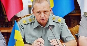 Муженко озвучив масштабні втрати ЗСУ у випадку силового сценарію на Донбасі