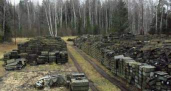 Сколько боеприпасов в Украине хранятся под открытым небом: неутешительные данные