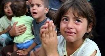 Сколько детей пострадали от вооруженных конфликтов в 2016 году: ужасающие данные ООН