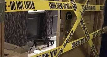 В Лас-Вегасі у номері стрілка знайшли записку, – CNN