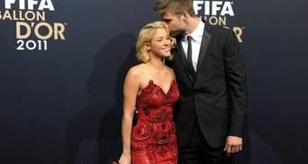 Шакира спела о любви после слухов разводе с Пике