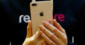 Користувачі скаржаться на новий iPhone 8 Plus: в телефонах виявили неабиякий недолік