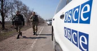 Бойовики відмовилися пропустити місію ОБСЄ на окуповану територію