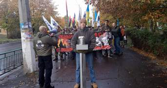 У Краматорську пройшов Марш УПА: захопливі кадри