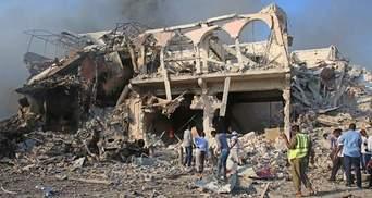 Теракт у Сомалі: кількість загиблих перевищила 230 осіб