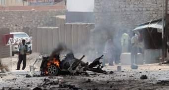 Масштабный теракт в Сомали: число жертв возросло