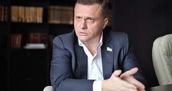 Левочкин заявил о подготовке покушения на него руководством МВД