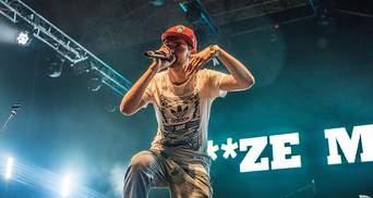Російський репер Noize MC дасть концерт на Донбасі