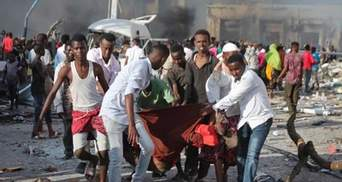У Сомалі зросла кількість жертв кривавого теракту