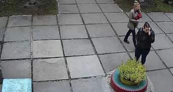 Появились важные детали относительно жизни подозреваемой в похищении младенца в Киеве