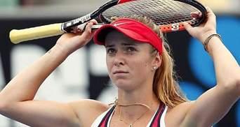 Свитолина потерпела фиаско в дебютном матче итогового турнира