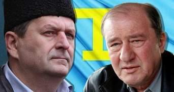 Освобожденные Умеров и Чийгоз встретились с президентом Турции