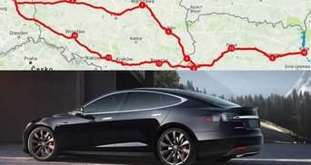 В Европу на электромобиле – бесплатно