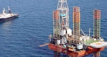 """""""Роснефть"""" зупинила видобуток нафти в Чорному морі"""