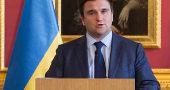 Климкин резко отверг любые параллели между событиями на Донбассе и в Каталонии