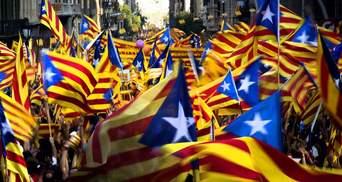 Каталония согласилась на роспуск своего парламента