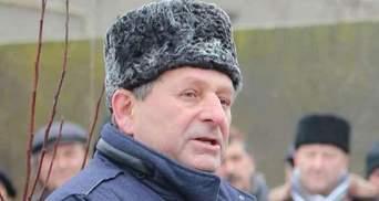 Чийгоз заявил о намерении вернуться в Крым