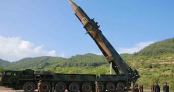США занепокоєні: КНДР розробляє ще потужнішу ракетну зброю