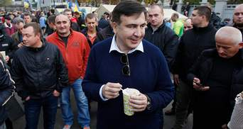 Почему Саакашвили до сих пор не выдворили из Украины: эксперт назвал причину