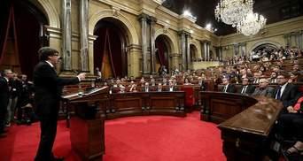 "В Испании готовят ""наказание"" каталонским чиновникам"
