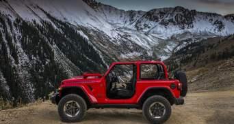 Легендарний Jeep Wrangler залишився вірним традиціям