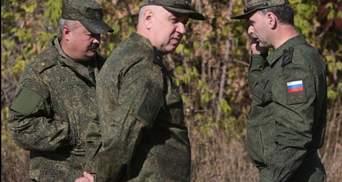 Жебривский указал на места, где на Донбассе дислоцируются российские войска