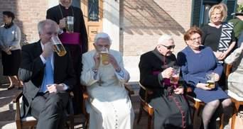Американские пивовары выпустили специальное пиво в честь Папы Римского