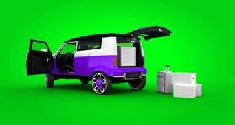 Как должен выглядеть отечественный электромобиль ЗАЗ: фото