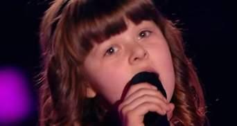"""У """"Голос. Діти"""" заспівала дівчинка з аутизмом: відео виступу"""