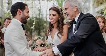 З'явилися фото з казкового весілля доньки Валерія Меладзе в Марокко
