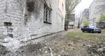 В штабе АТО предупредили о возможных провокациях после взрыва под Донецком