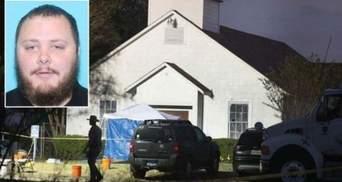 Стрілянина у Техасі: нападник тікав із психлікарні та погрожував військовим