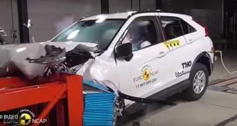 Наскільки безпечні нові авто: дослідження EuroNCAP