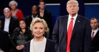 """Клінтон готує нову """"інформаційну бомбу"""" на Трампа, – The Daily Mail"""