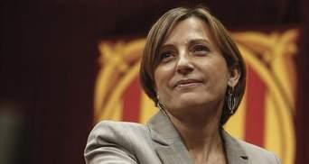 Суд Іспанії арештував екс-спікера парламенту Каталонії та ще чотирьох членів президії